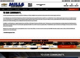 millschevy.com