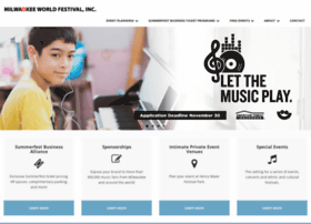 milwaukeeworldfestival.com