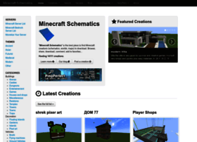 minecraft-schematics.com
