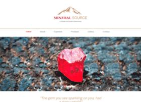 mineralsource.lk