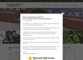 minnesotawildanimalmanagement.com