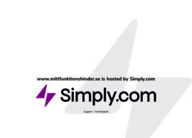 mittfunktionshinder.se