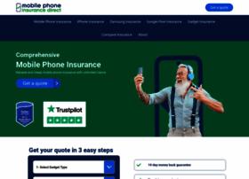 mobilephoneinsurancedirect.com