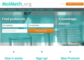 molmeth.org