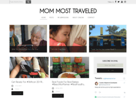 mommosttraveled.com
