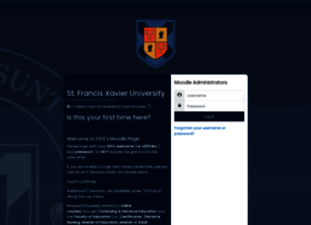 moodle.stfx.ca