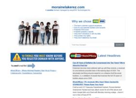 morainelakerez.com