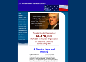 movementforabetteramerica.org