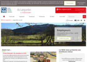 msalanguedoc.fr