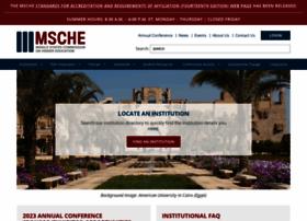 msche.org
