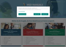 msd-manual.de
