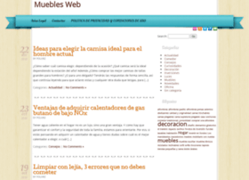 mueblesweb.net