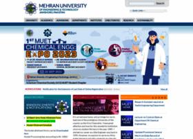 muet.edu.pk