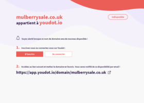 mulberrysale.co.uk