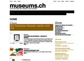 museums.ch
