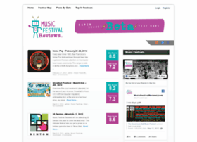 musicfestivalreviews.com