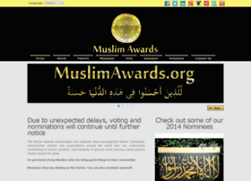 muslimawards.org