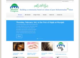 muslimcongress.org