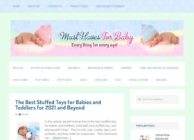musthavesforbaby.com
