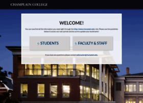my.champlain.edu