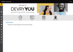 my.devry.edu