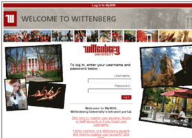 my.wittenberg.edu