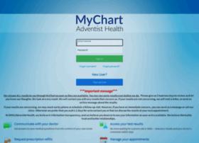 mychart.ah.org
