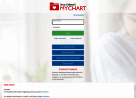 mychart.texaschildrens.org