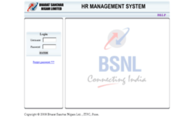 myhr.bsnl.co.in