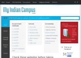 myindiancampus.com