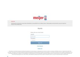 myinfo.meijer.com