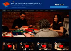 mylearningspringboard.com