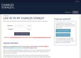 mylogin.charles-stanley.co.uk