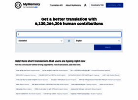 mymemory.translated.net
