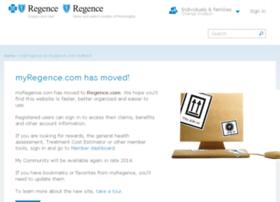 myregence.com