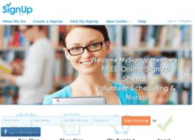 mysignup.com