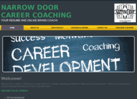 narrowdoorcoach.com