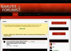 narutoforums.com
