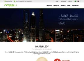 nassli-led.com.sa