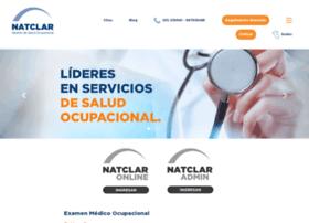 natclar.com.pe