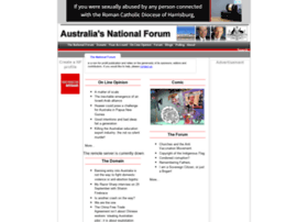 nationalforum.com.au