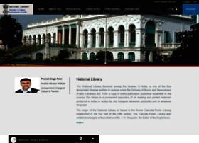 nationallibrary.gov.in
