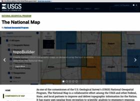 nationalmap.gov