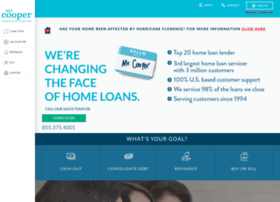 Mr cooper mortgage login