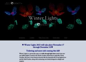 ncwinterlights.com