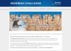 nehemiahprayerchallenge.com
