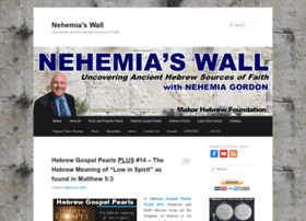 nehemiaswall.com