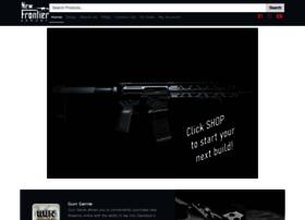 newfrontierarmory.com