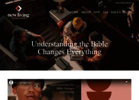 newlivingtranslation.com