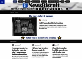 newsbiscuit.com